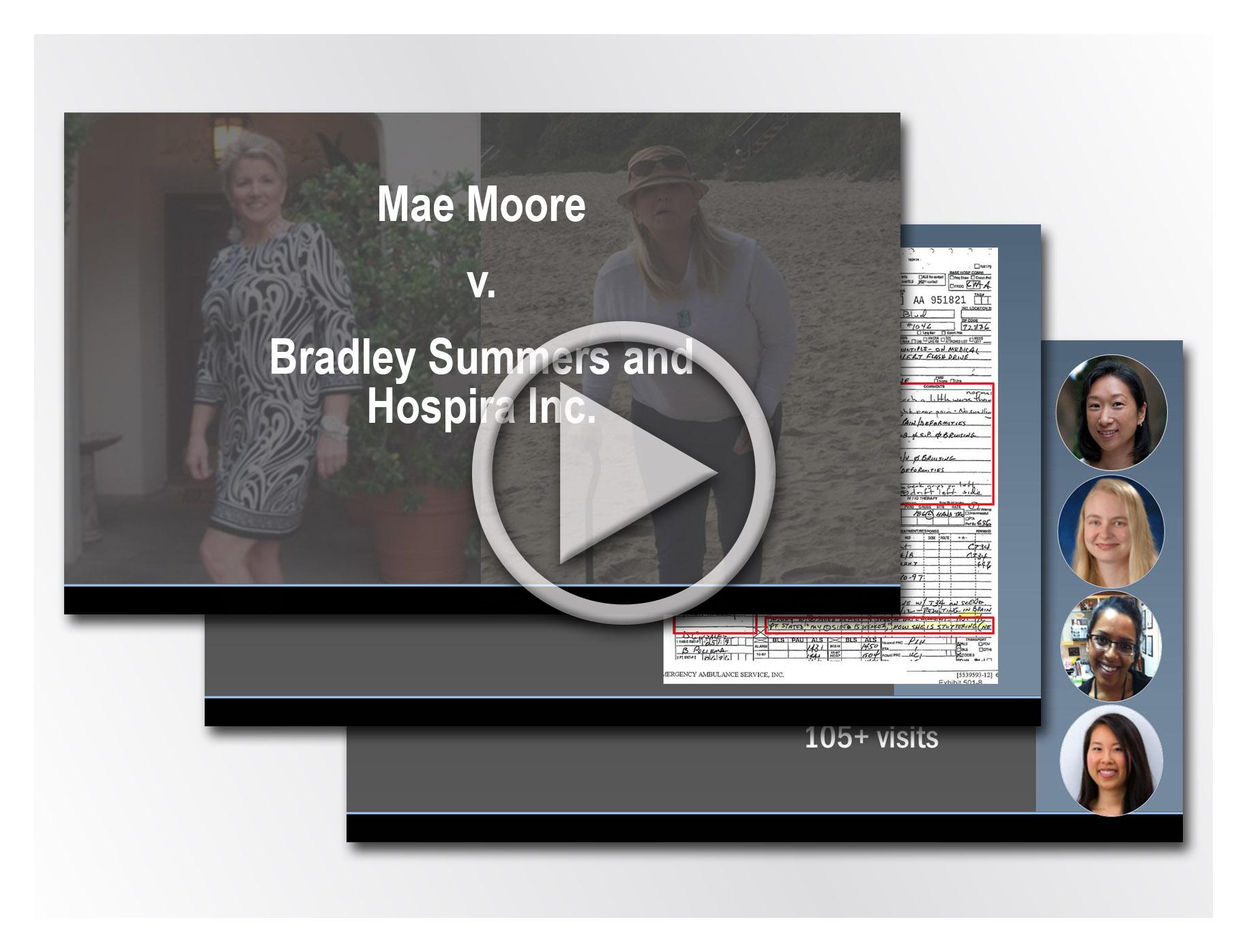 Moore v Bradley